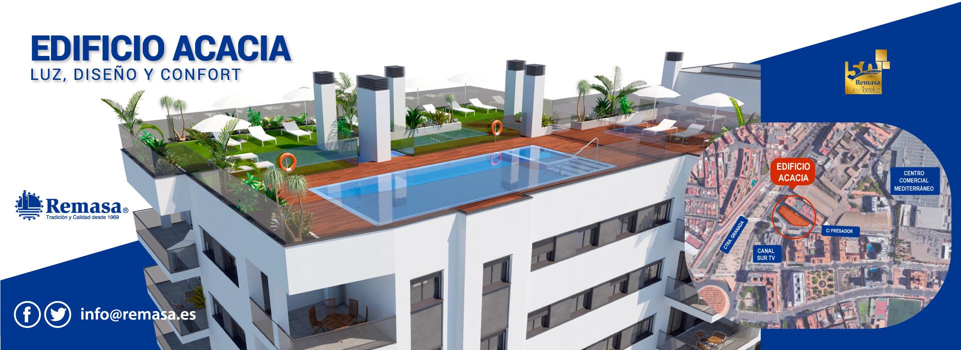 Nueva Promoción Edificio Acacia