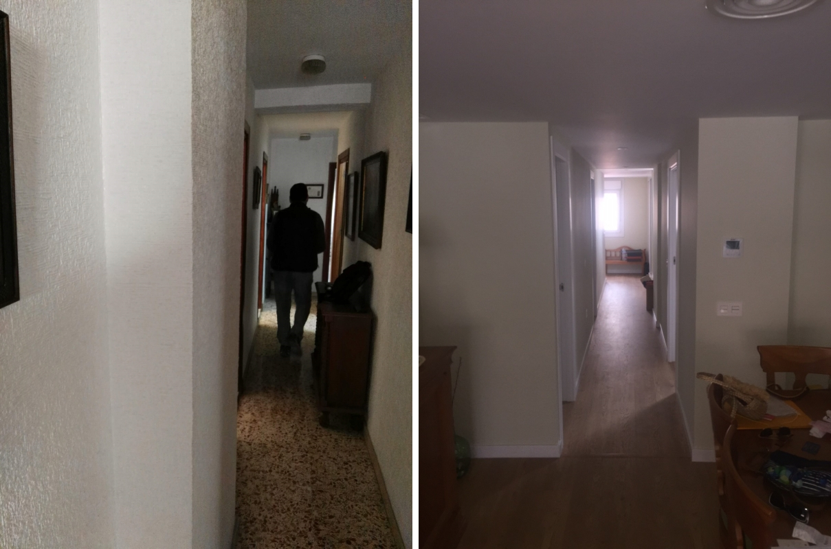 Reforma de piso en Almería